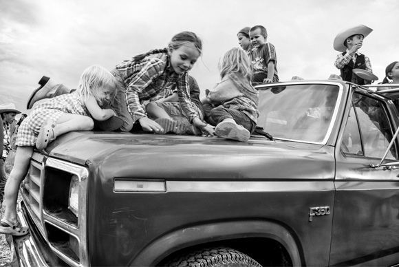 BMoCA Artmix Preview: Stephen Witty, Rodeo Kids