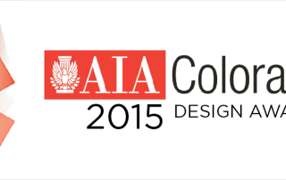 AIA Colorado 2015 Design Awards