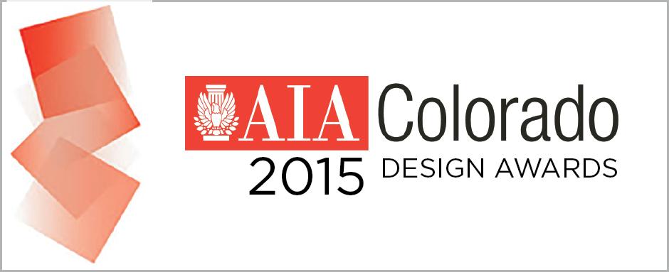 AIA Colorado 2015 Design Awards