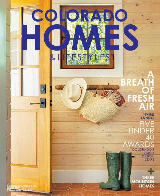 Colorado Homes & Lifestyles - Aug. 2016