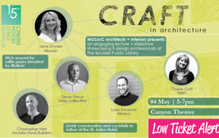 craft in architecture
