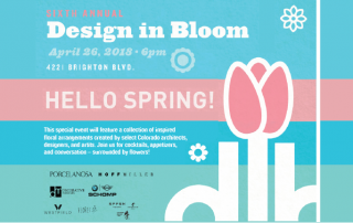 Design in Bloom 2018