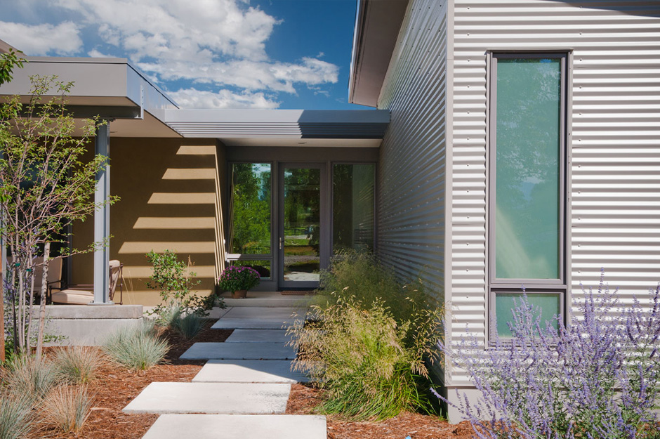 Net Zero Energy Home Boulder